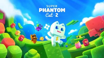 Screenshots of Super Phantom Cat 2 for iPhone