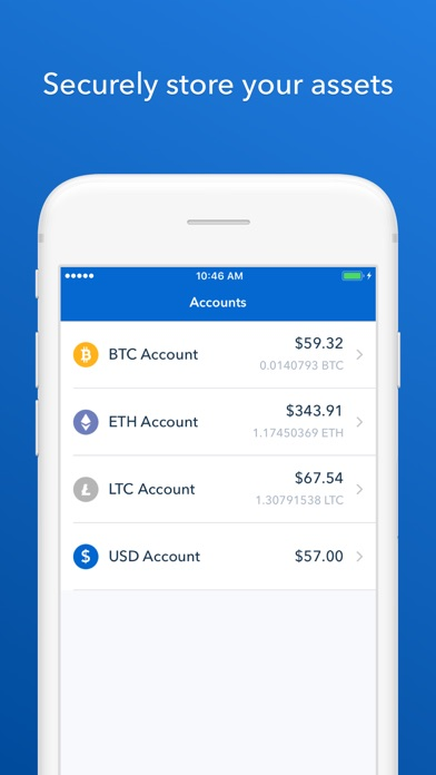 download Coinbase - Buy Bitcoin & more apps 3