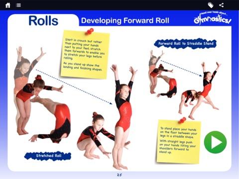 Head Over Heels About Gymnastics screenshot 4