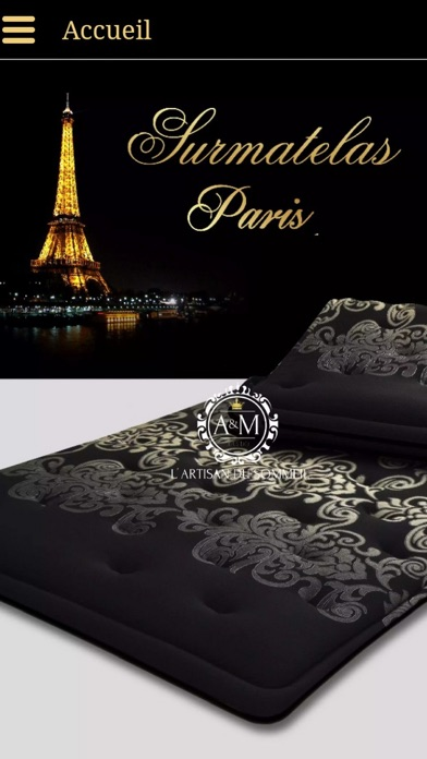 l artisan du sommeil on the app store. Black Bedroom Furniture Sets. Home Design Ideas