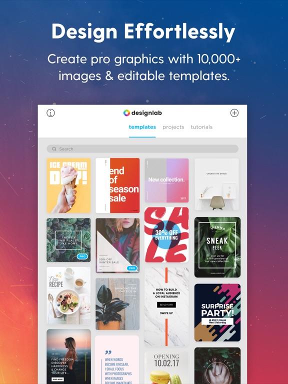 DesignLab Studio Скриншоты7