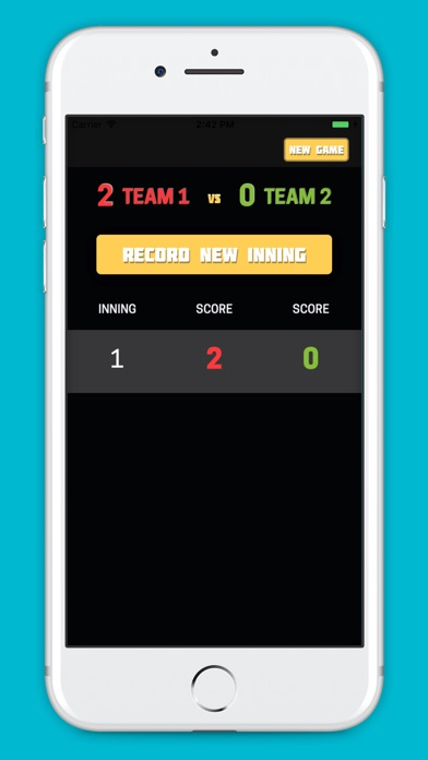 CornHole Scoring by Adswapper screenshot 1