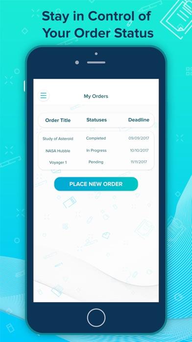 Custom research paper writing app