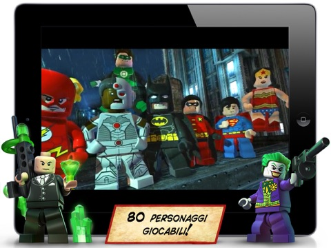 LEGO Batman: DC Super Heroes Screenshot