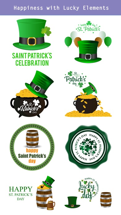 download St.Patrick's Day Sticker apps 2