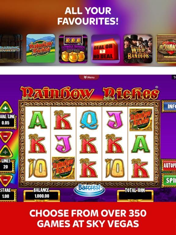 Sky Vegas Review