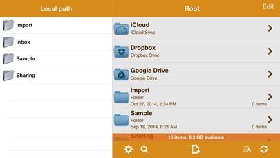AirDisk Pro Screenshots