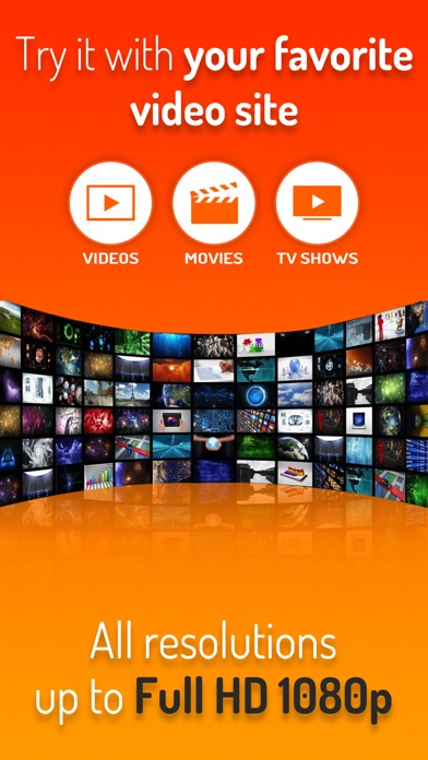 download iWebTV: Cast Web Videos to TV apps 0
