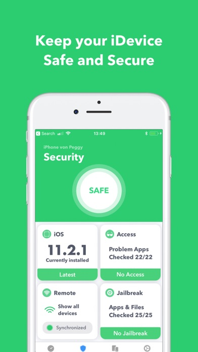 Neptune - System & Security Screenshots