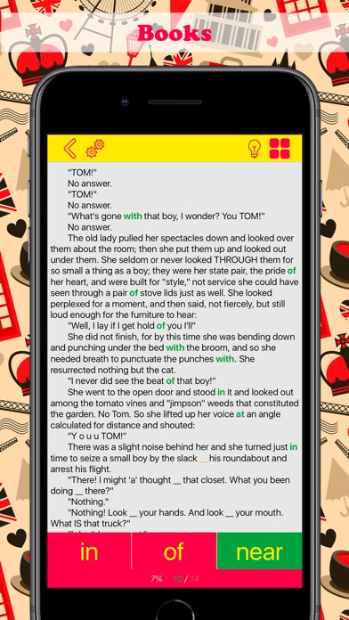 English Prepositions: Pro Screenshots