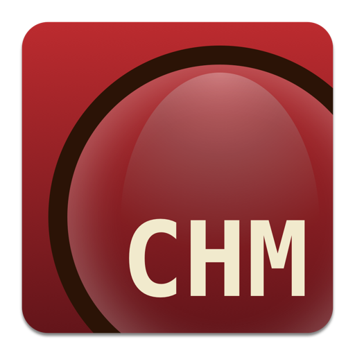 iCHM - CHM 阅读器 For Mac