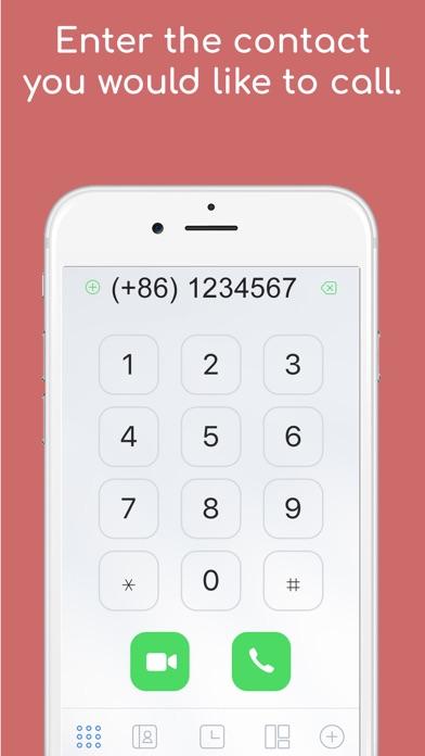 Secret Call Screenshot 2