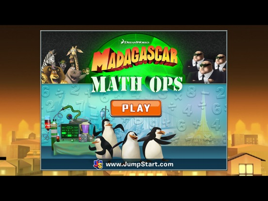 Madagascar Math Ops Screenshots