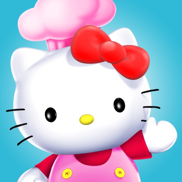 Hello Kitty Food Town On The App Store