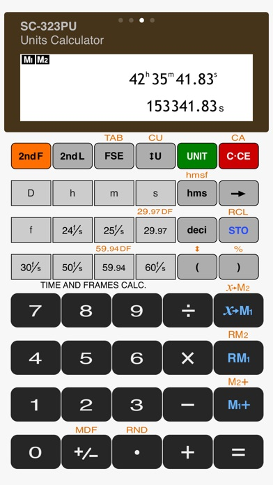 iphone scientific calculator instructions
