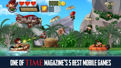 RAMBOAT: Action endless runner Screenshots