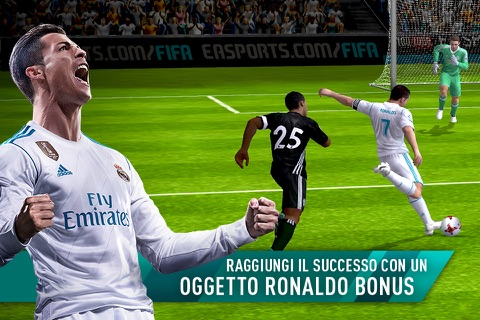 FIFA Football screenshot 1