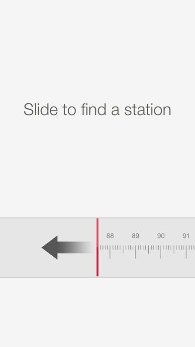 RadioApp - A Simple Radio Screenshots