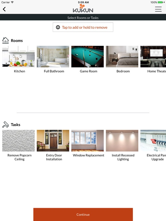 Kukun Home Remodeling On The App Store