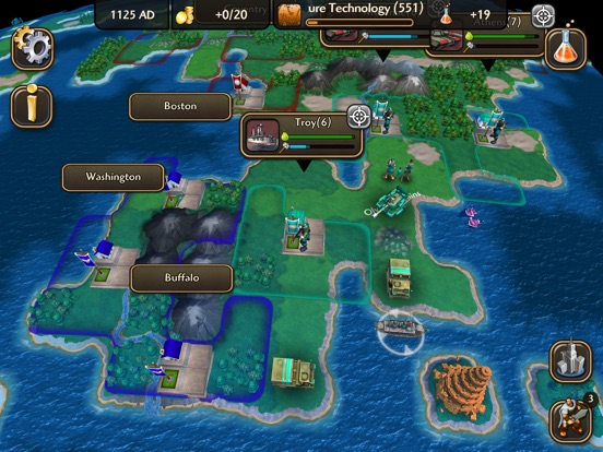 Civilization Revolution 2 Screenshots