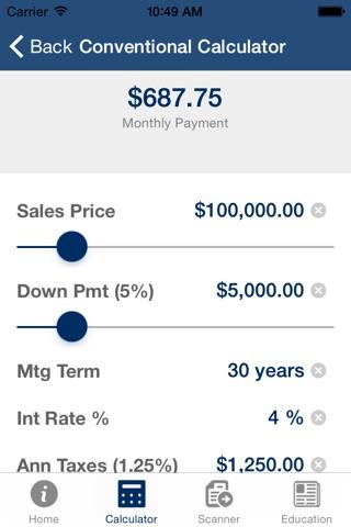 Evolve Bank & Trust Mortgage screenshot 3