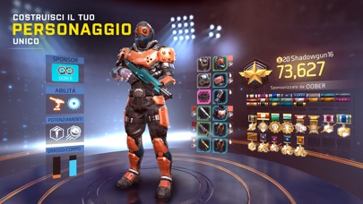 Screenshot of Shadowgun Legends6