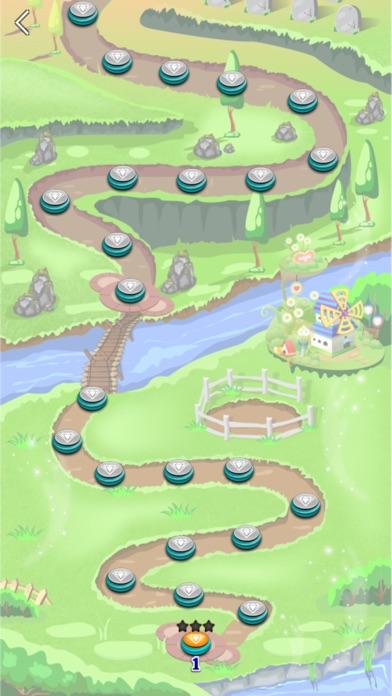 Волшебные конфеты головоломка Скриншоты3