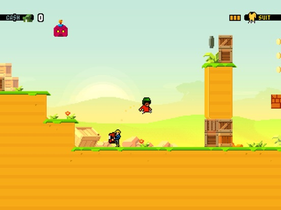 Screenshot 2 Shootout on Cash Island