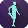Fitness App - Stretching Exercises - Flexibility Stretch Routine artwork