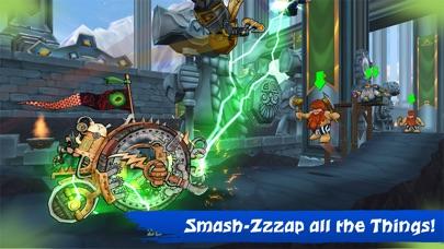 Doomwheel screenshot 2