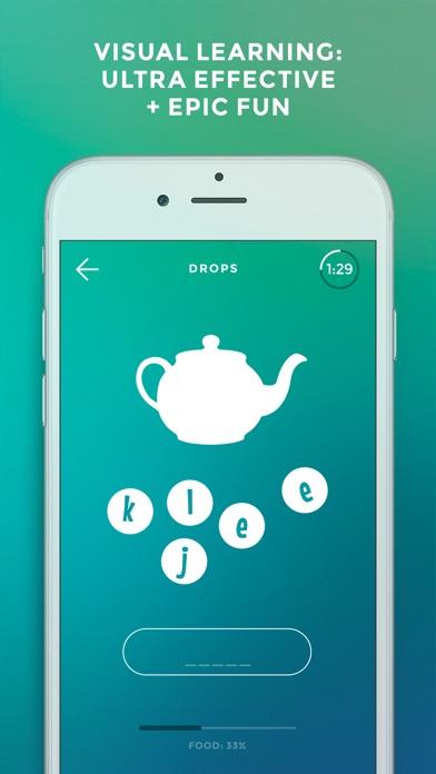 Screenshot of Drops: Impara in norvegese1