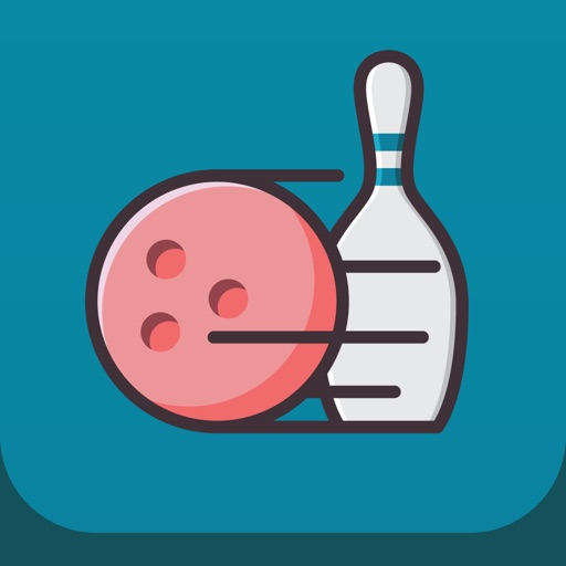 Kingpin Bowling app for iphone
