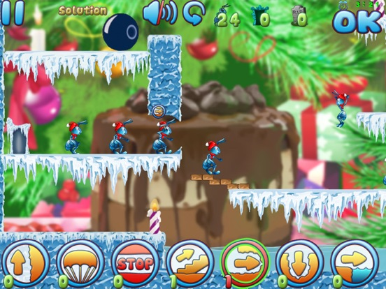 Ants 2 - Xmas Screenshots