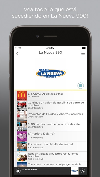 download La Nueva 990 apps 1