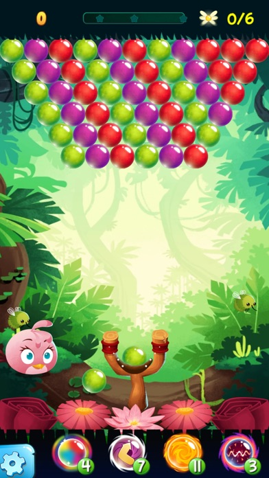 Angry Birds POP! screenshot 2