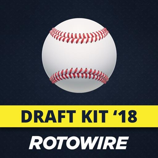 Fantasy Baseball Draft Kit '18 app for ipad