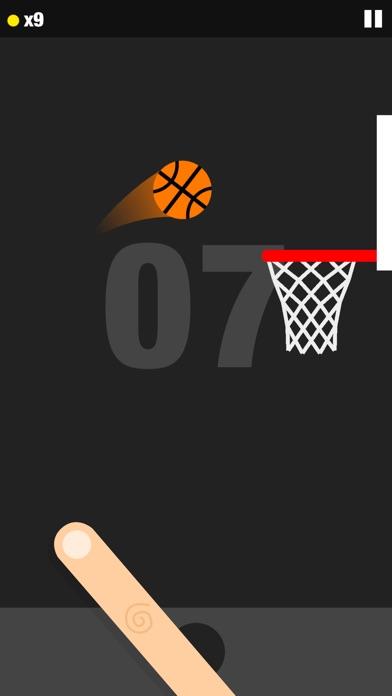 Flick Dunk screenshot1