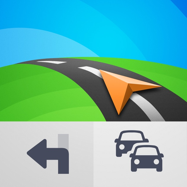 Sygic GPS Navigation Maps On The App Store - Georgia map for sygic