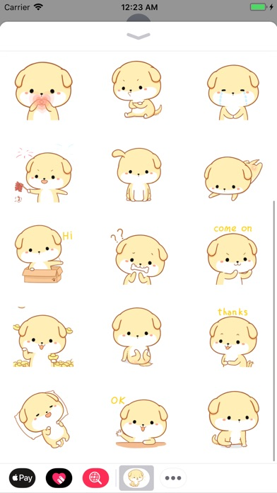 download Little Shiba Inu Animated apps 0