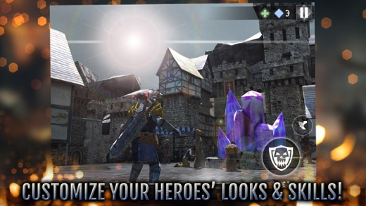 Heroes and Castles 2 Premium Screenshots