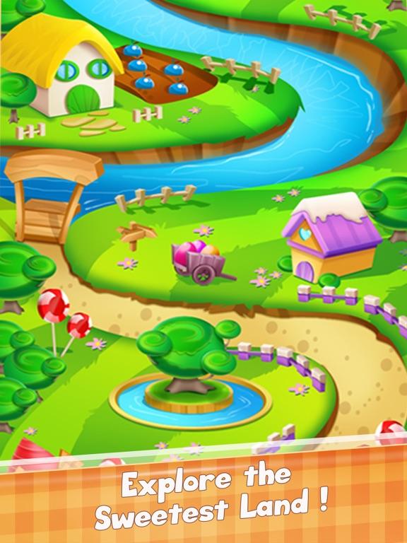 Gummy Fruit Blast screenshot 9