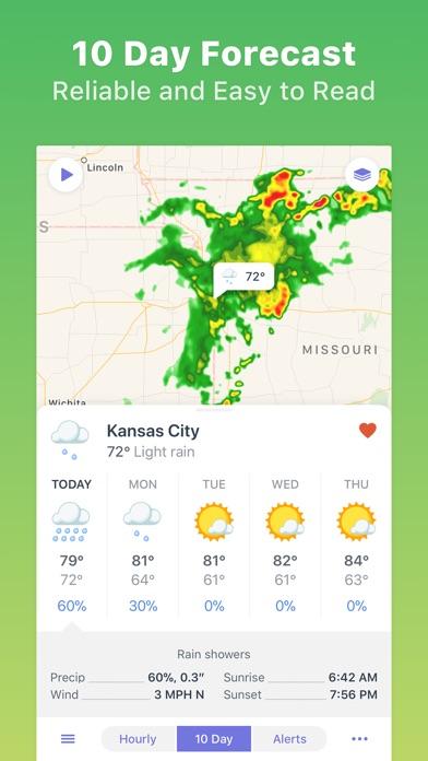 Weather Atlas Weather Radar Map Day Forecast App Review - 10dayforecast