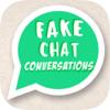 Chats falsos  -  conversaciones de broma