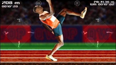 QWOP for iOS screenshot1