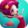 Meerjungfrau Neugeborene World Adventure