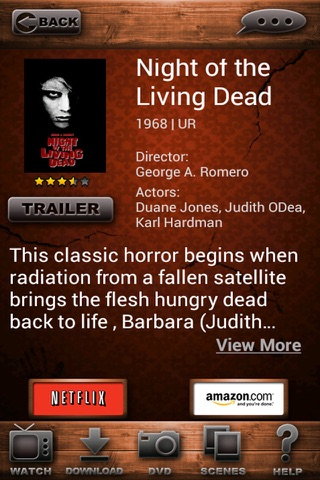 Best Horror Movies Database screenshot 3