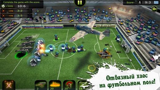 FootLOL: Безумный Футбол Screenshot