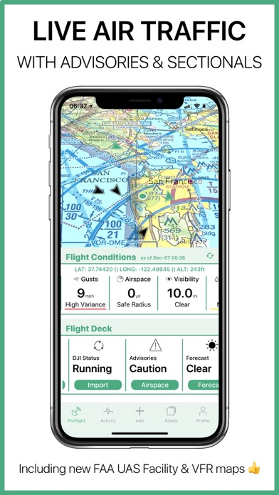 Kittyhawk for DJI & UAV Drones screenshot one