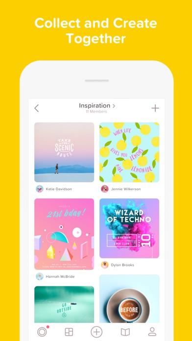 Over Edit & Add Text to Photos Screenshots