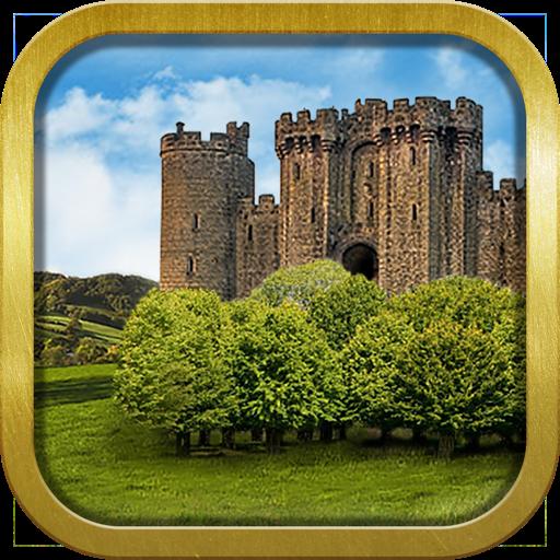 开始神秘的黑荆棘城堡之旅